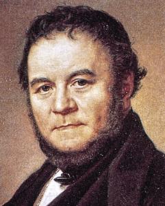 Retrato Stendhal, también conocido como Henry-Marie Beyle