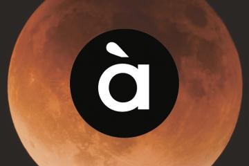 """Carátula del episodio: El eclipse de Luna - Ciència en Vena en """"Al Ras"""""""