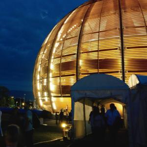 Fotografía propiedad del CERN como carátula de un capítulo de A Ciencia Cierta: EL CERN