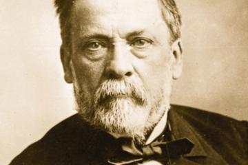 Fotografía de Louis Pasteur
