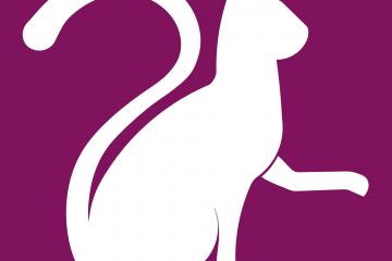 Logotipo del podcast de preguntas científicas Tres Pies al Gato