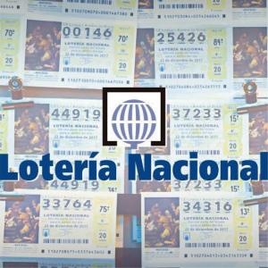 Logotipo de la Lotería Nacional