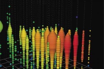Detección de neutrino por el Ice Cube como carátula de un capítulo de A Ciencia Cierta