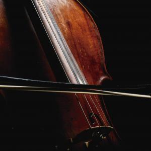 Detalle de un violonchelo como portada del episodio de A Ciencia Cierta: Ciencia y música