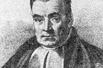 Retrato de Thomas Bayes como carátula del capítulo de Raíz de 5: Retrato de Thomas Bayes