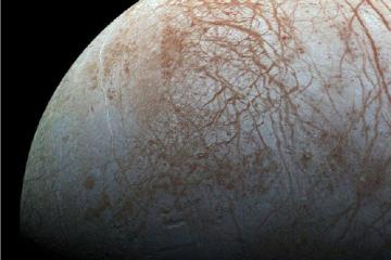 Europa, la luna que nos merecemos como portada del vídeo homónimo de la Fundación Aquae
