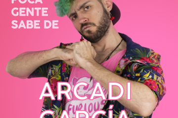 Lo que poca gente sabe de Arcadi García
