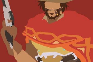 McCree y las prótesis como carátula del vídeo de Sábados Culturetas